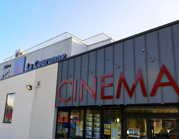Cinéma La Couronne La Roche-Bernard Morbihan