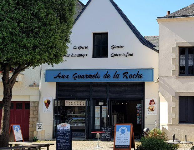 Aux Gourmets de La Roche La Roche-Bernard Morbihan