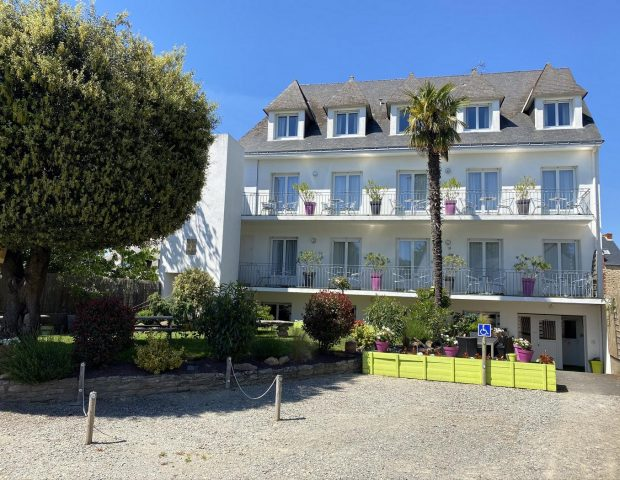 Hôtel du Littoral Camoël Morbihan
