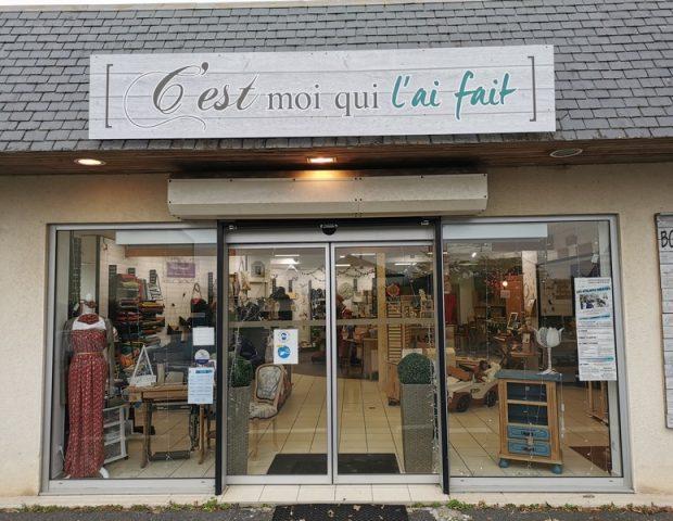 L'Atelier C'est moi qui l'ai fait Nivillac Morbihan