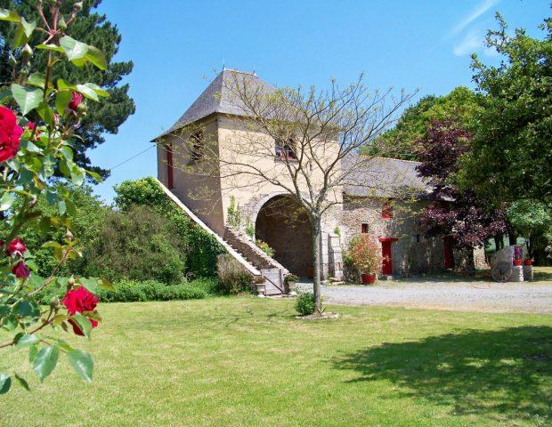 Auberge du Grand Baud Nivillac Morbihan