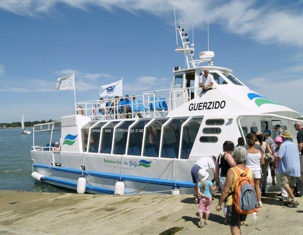 Bateaux Bus du Golfe – Vannes
