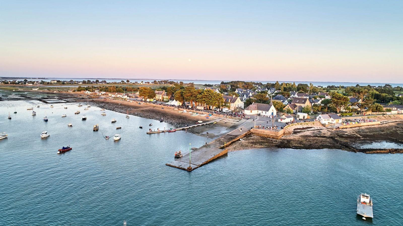 Horaires des marées dans le Morbihan