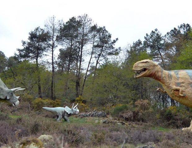 Parc de la préhistoire Malansac Morbihan