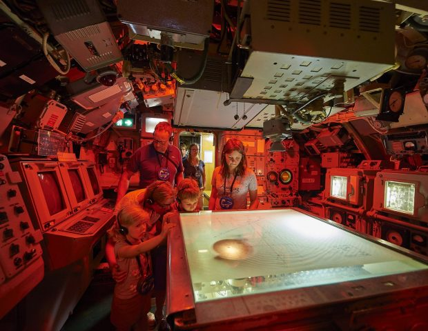 sous-marin La Flore – Lorient