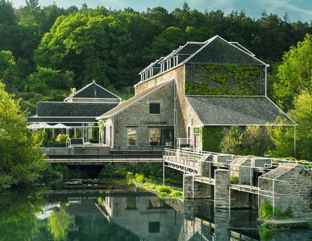 Maison Yves Rocher La Gacilly Morbihan