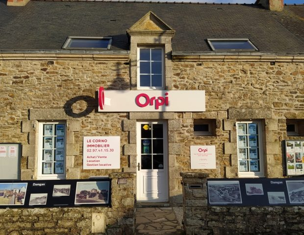 Orpi Le Corno Immobilier Damgan Morbihan