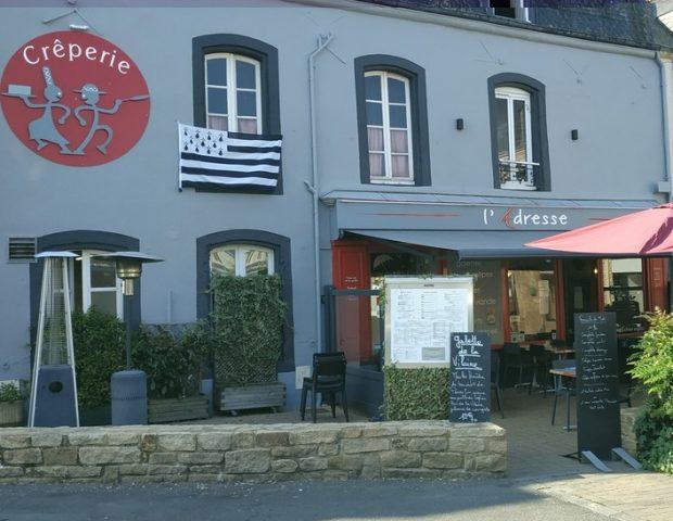 crêperie L'Adresse Muzillac Morbihan