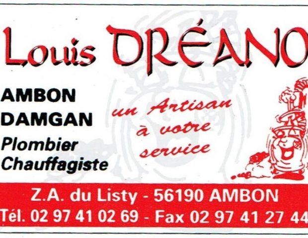 Dréano Louis Ambon Morbihan