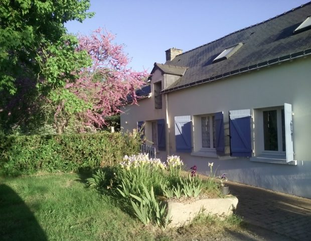 Chambre d'hôtes Daugé Arzal Morbihan