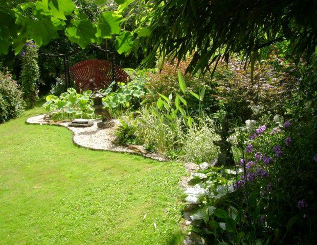 le Jardin du Prahor Arzal Morbihan