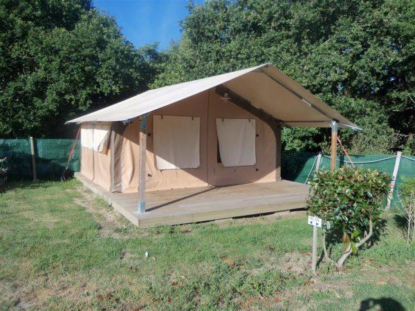 Camping des Peupliers Ambon Morbihan