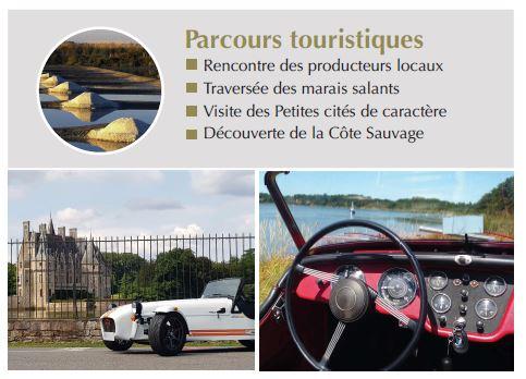 Rétro Balades Nivillac Morbihan