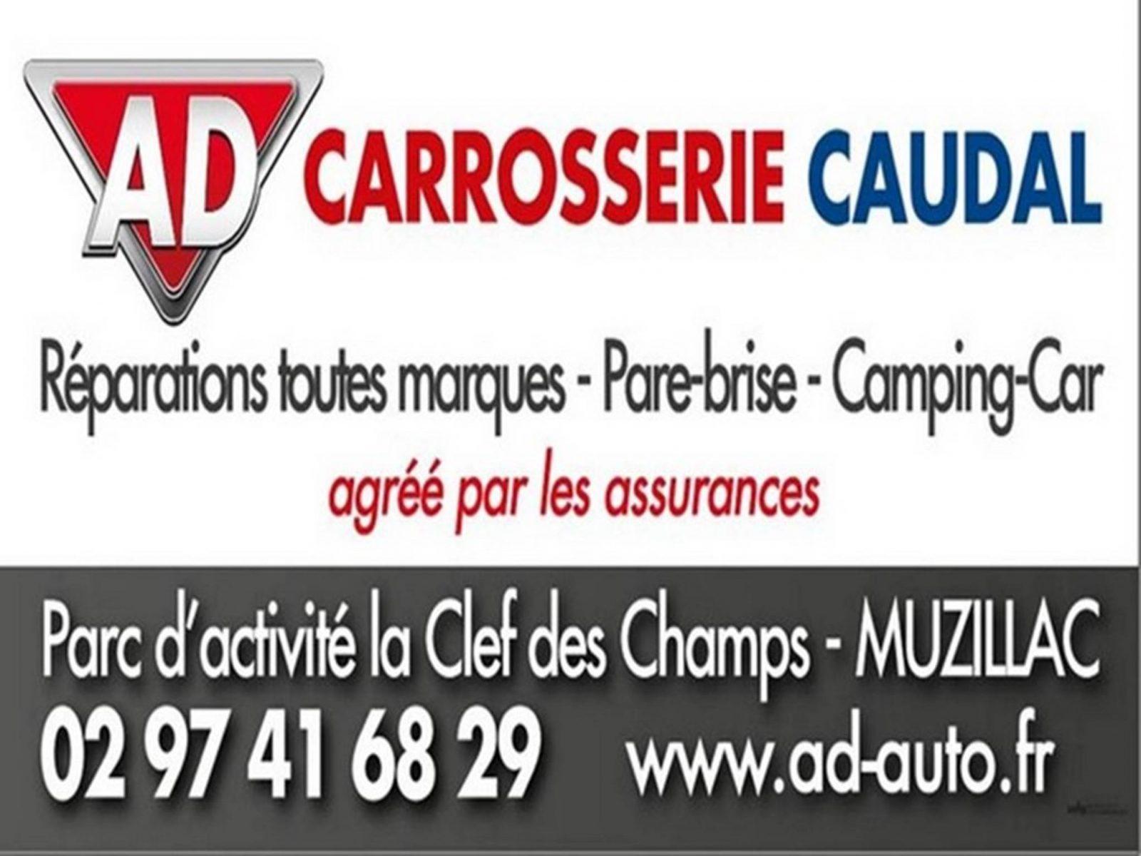Carrosserie Caudal Muzillac Morbihan