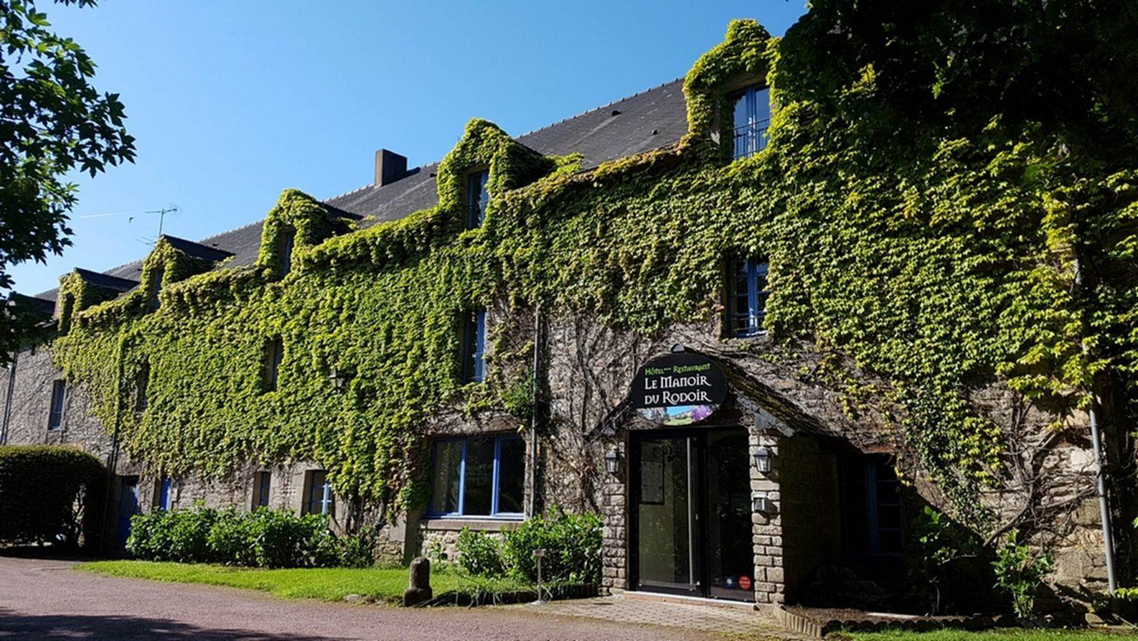Hotel – Manoir du Rodoir – Nivillac – Tourisme Arc Sud Bretagne