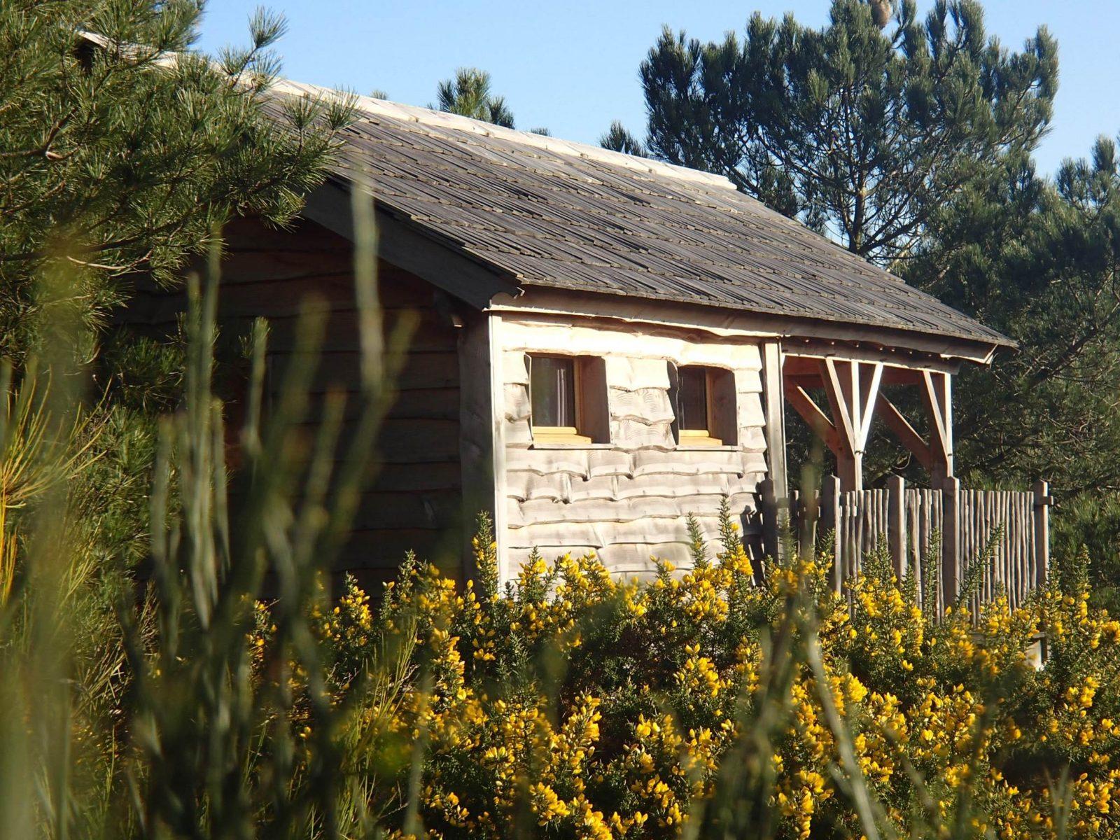 Le Nordic Lodge au Pertuis du Rofo