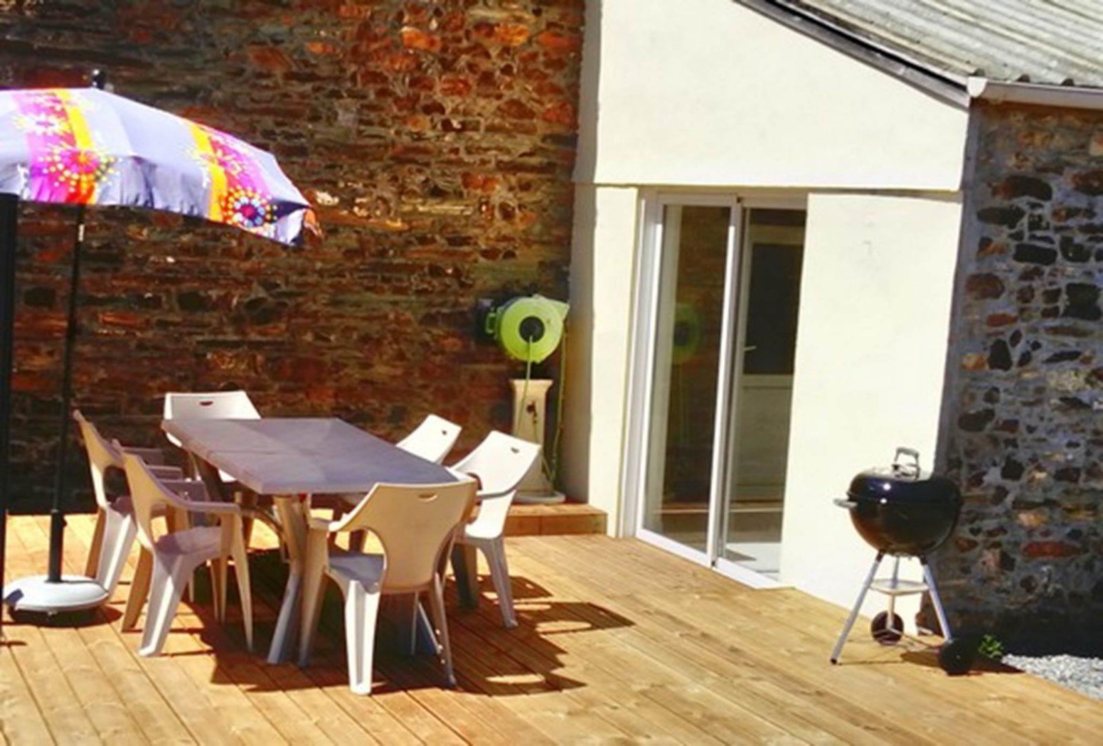 Gîte Le Cottage – St Dolay – Morbihan Bretagne Sud