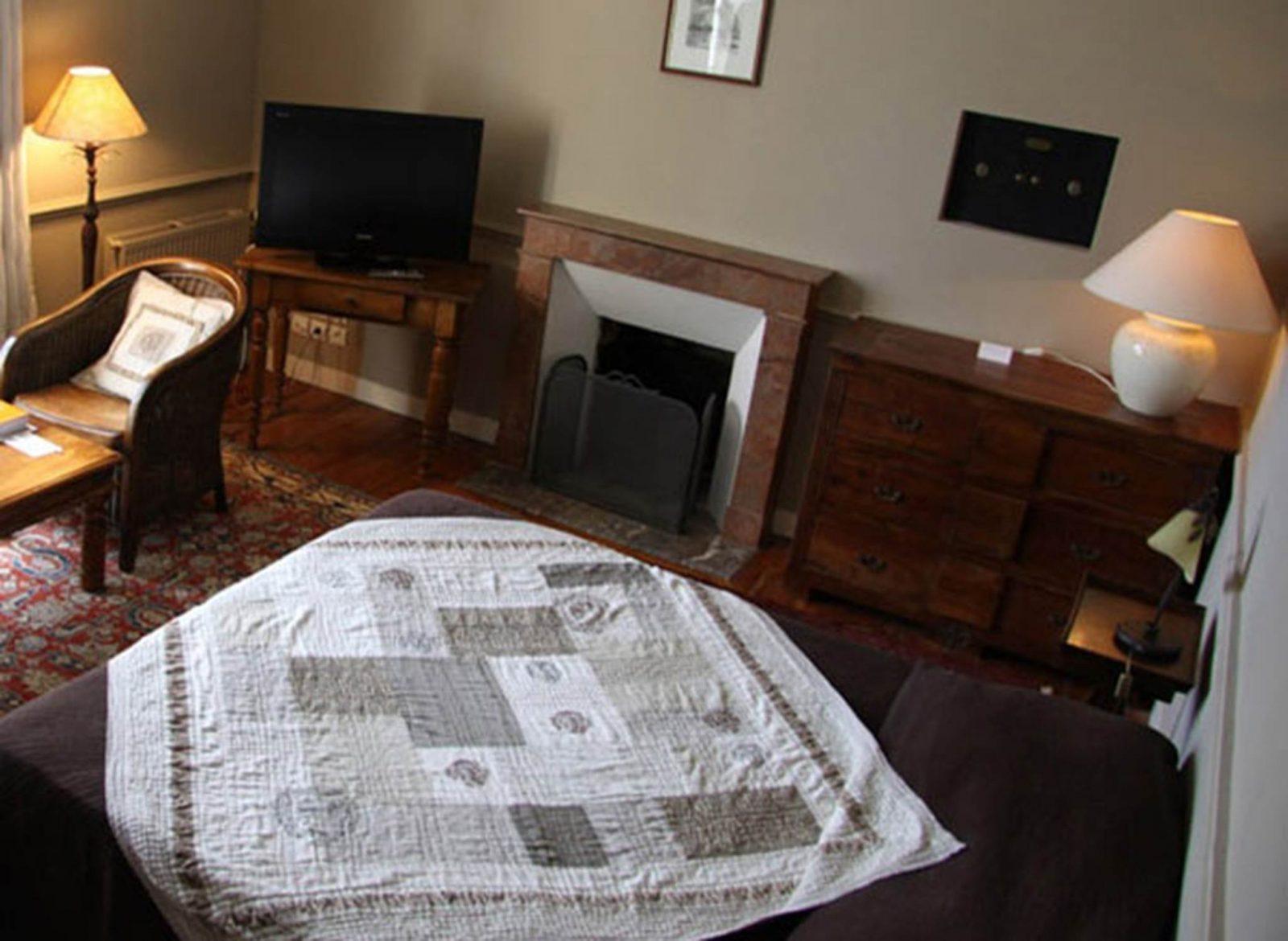 Chambre 3 – Hôtel Domaine de Bodeuc – Nivillac – Morbihan Bretagne Sud
