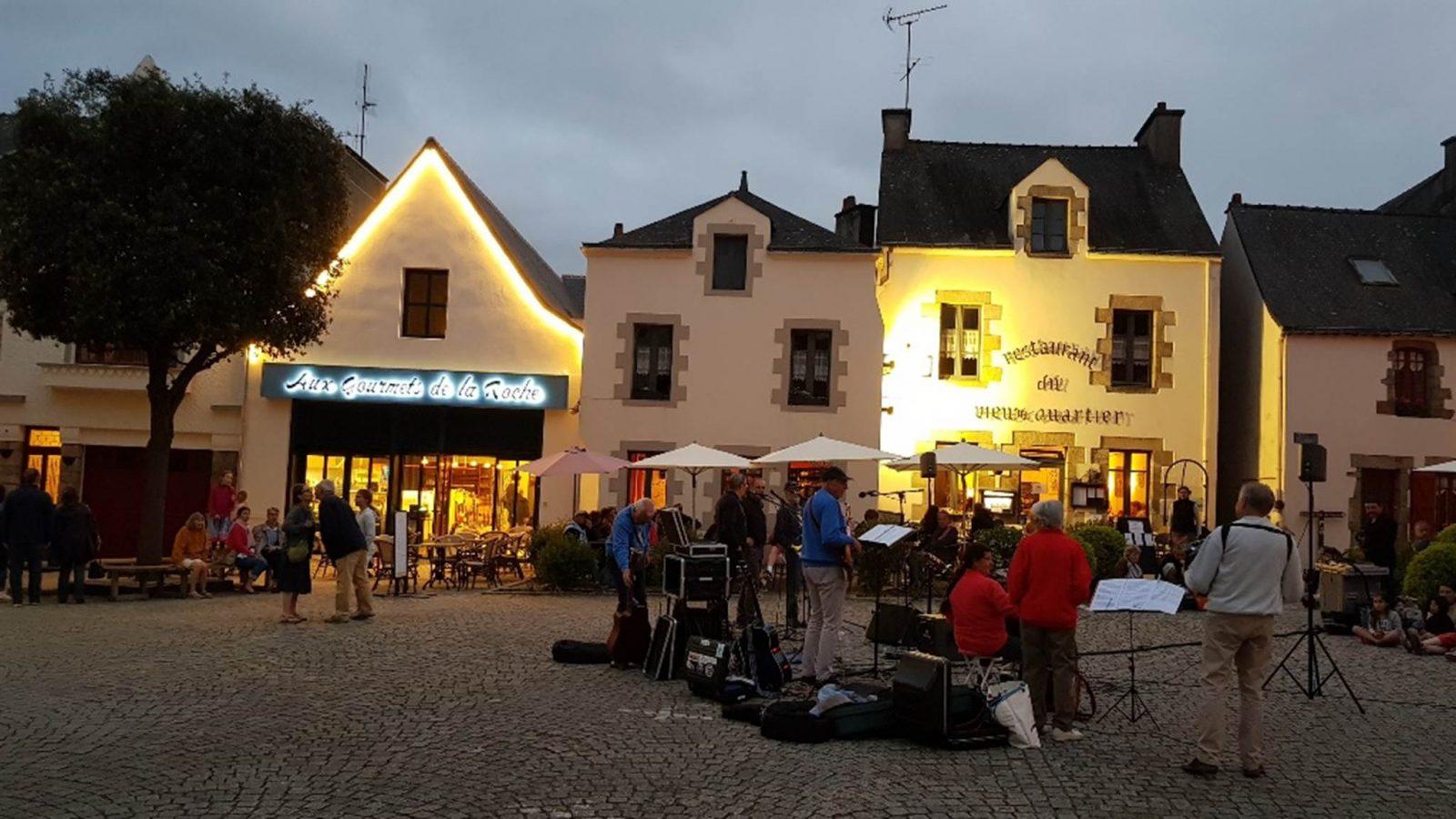 Aux Gourmets de la Roche – La Roche Bernard Morbihan Bretagne Sud