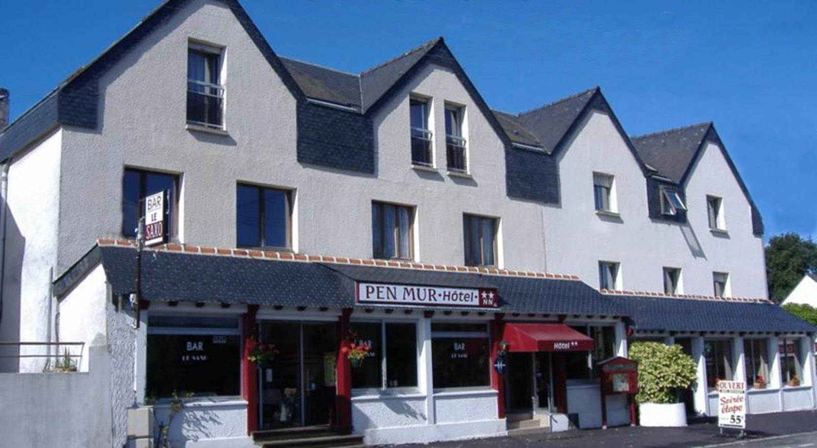 Hôtel Auberge de Pen Mur Muzillac Morbihan