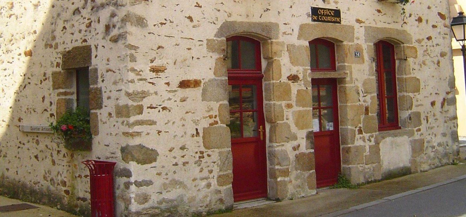 Office de Tourisme – La Roche-Bernard