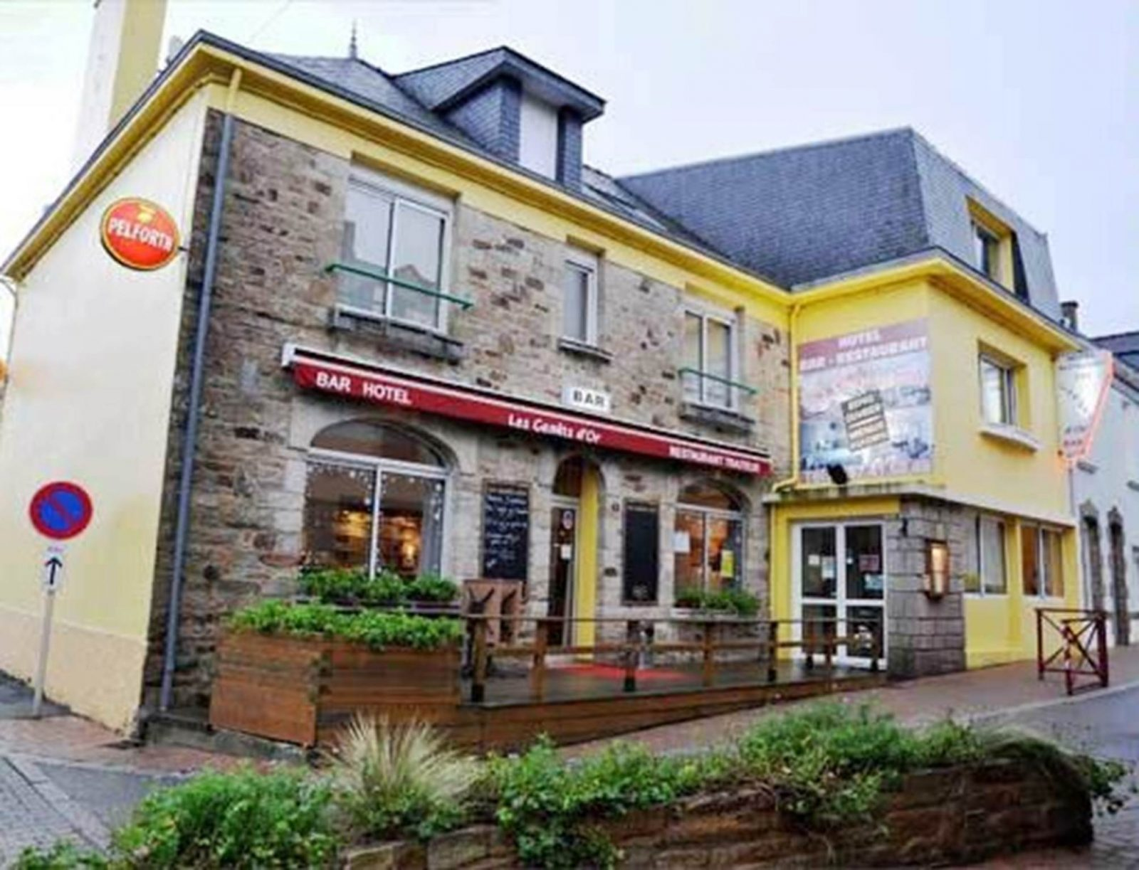 Hôtel Les Genêts d'Or Muzillac Morbihan
