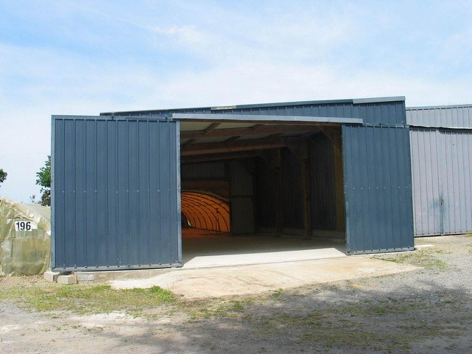 garage box damgan