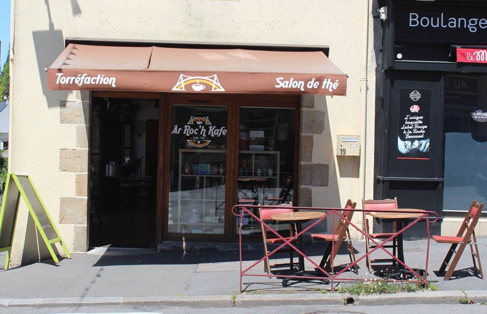 Ar Roc'h Kafé – La Roche-Bernard