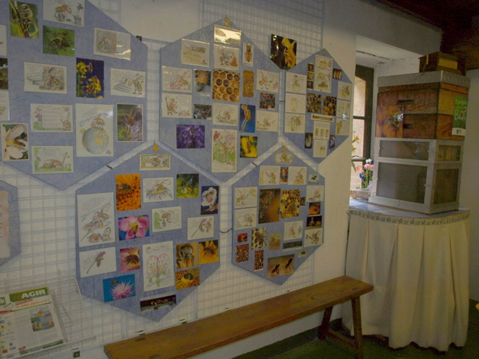 La Maison de l'abeille-la Roche-Bernard-Tourisme Arc Sud Bretagne