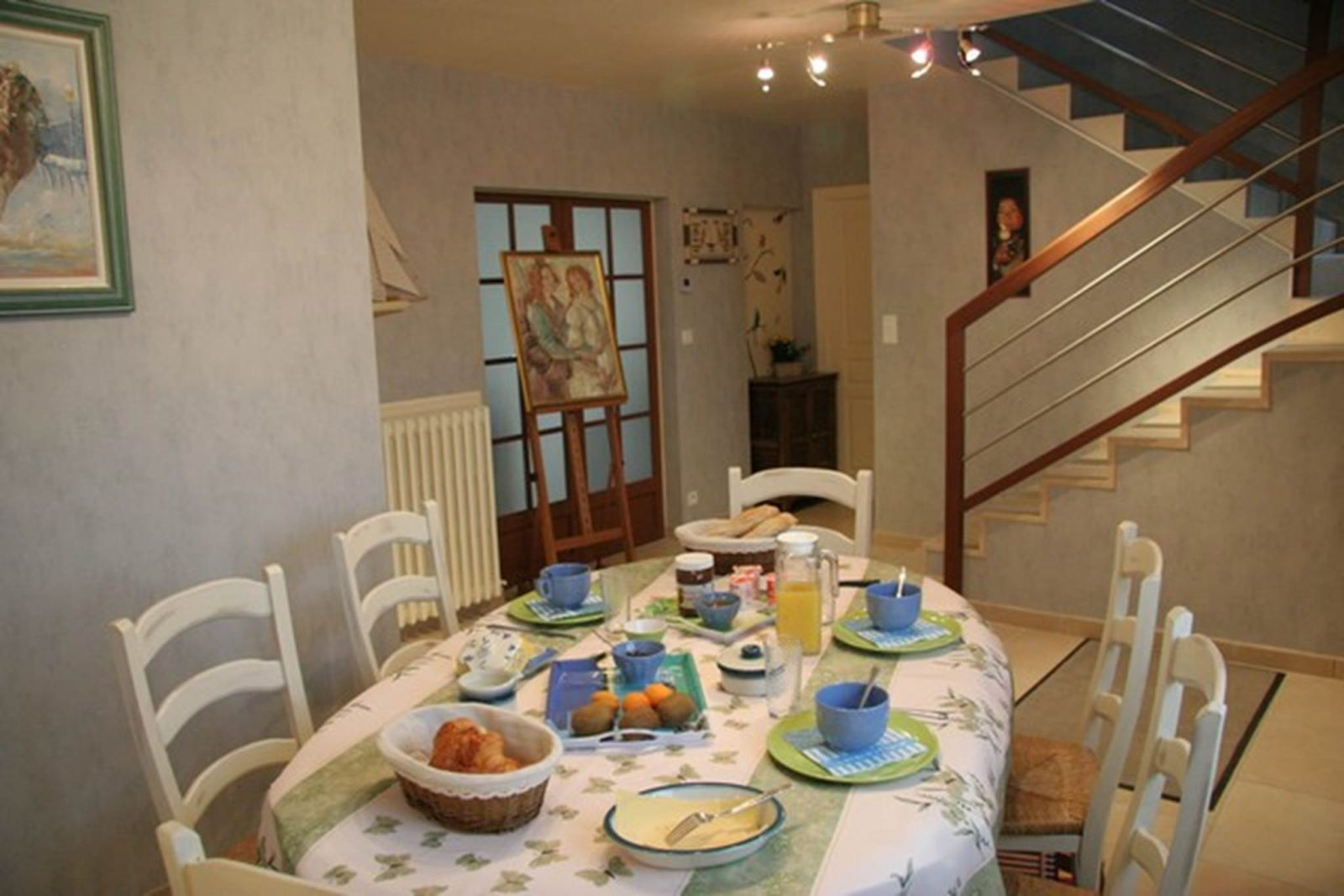 Chambres d'hôtes L'Asphodèle Ambon Morbihan