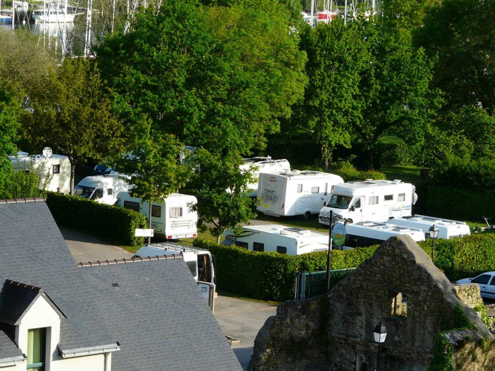 Camping du Pâtis – La Roche-Bernard – Tourisme Arc Sud Bretagne
