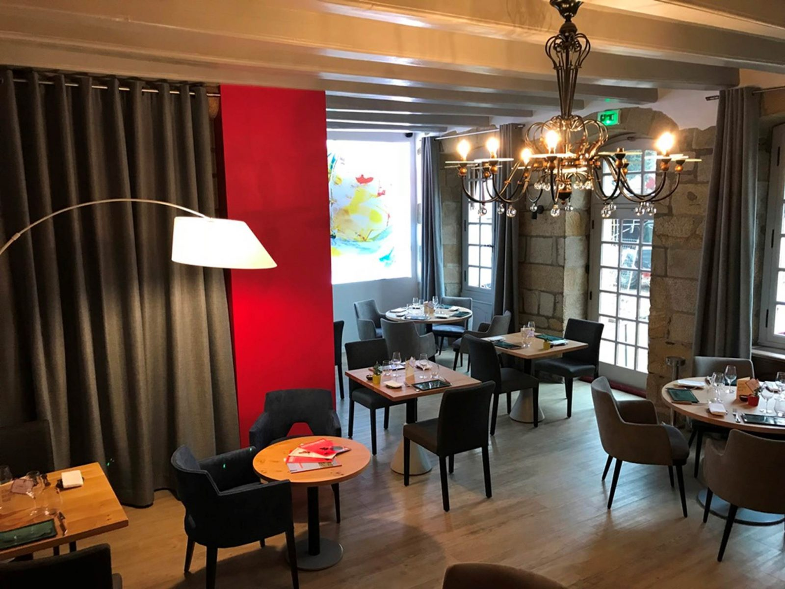 Restaurant l'Auberge des Deux Magots-Morbihan-Bretagne-Sud