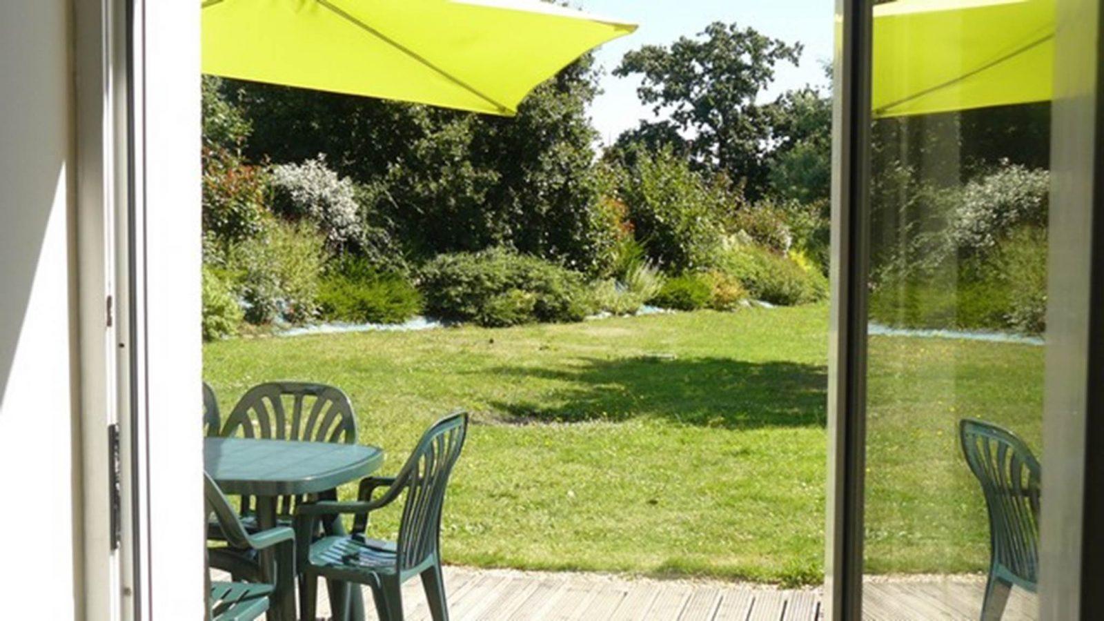 Jardin – La maison – Ambon – Tourisme Arc Sud Bretagne