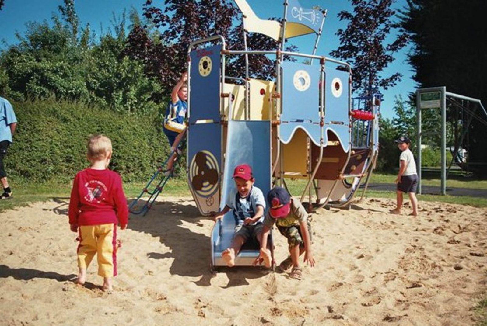 Camping Escale Ambon Morbihan