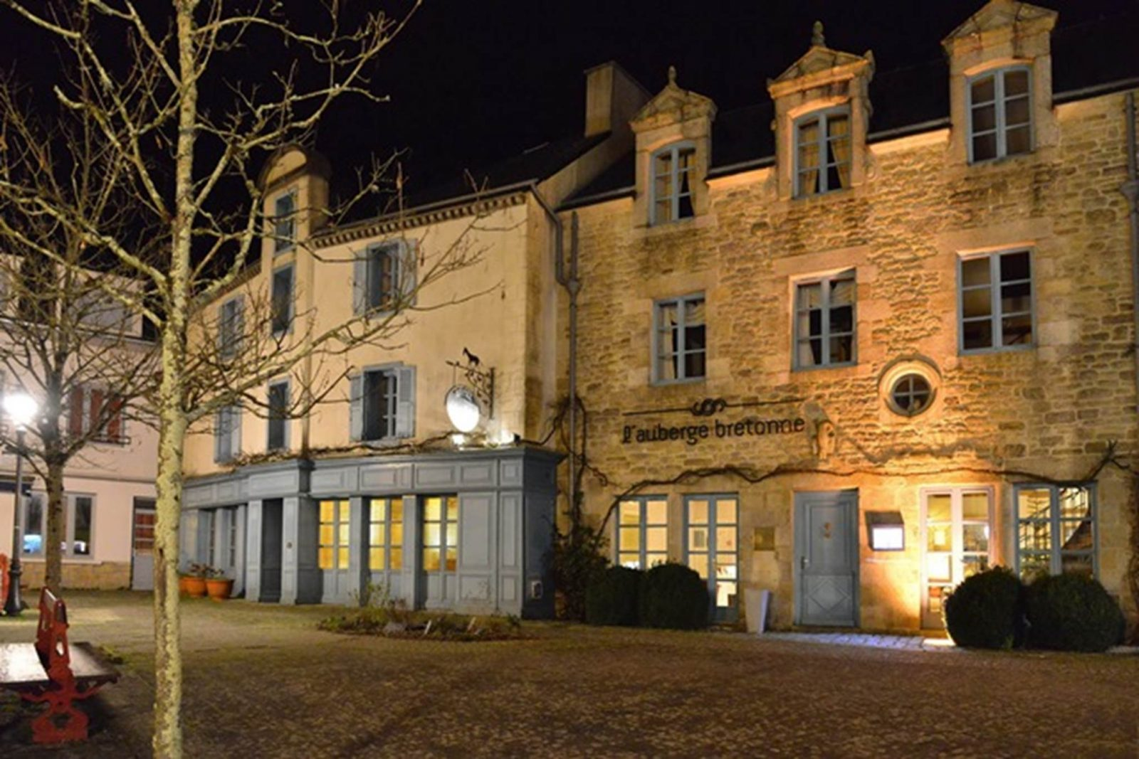 Hotel – Auberge Bretonne – La Roche-Bernard – Tourisme Arc Sud Bretagne