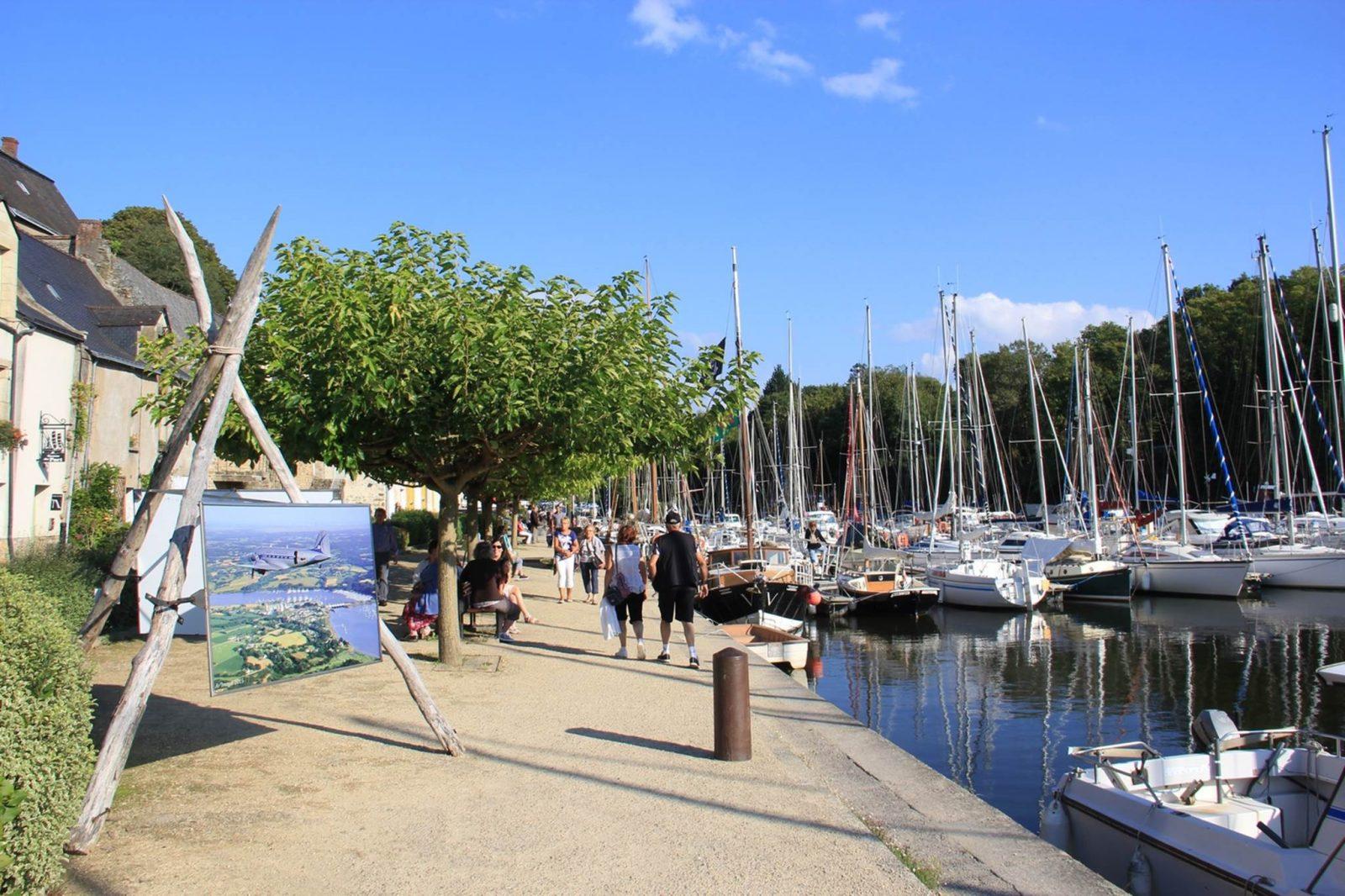 port de plaisance – La Roche-Bernard