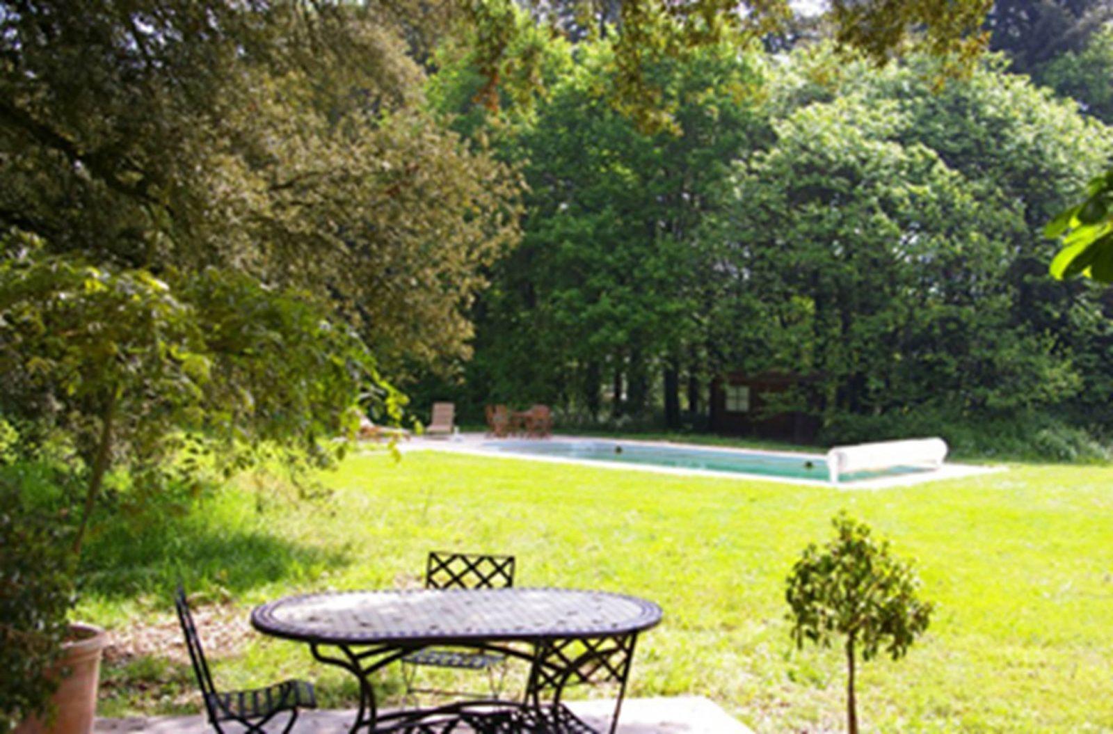 Jardin – Hôtel Domaine de Bodeuc – Nivillac – Morbihan Bretagne Sud