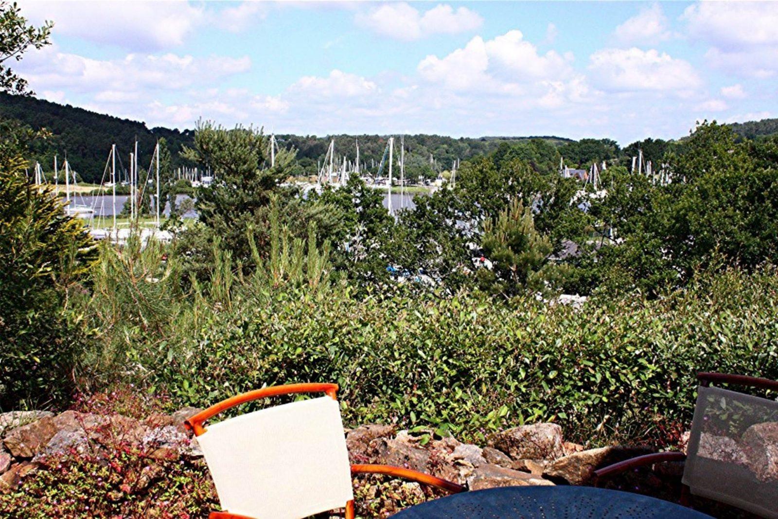 La Genêtière –(extérieur) Nivillac – Tourisme Arc Sud Bretagne