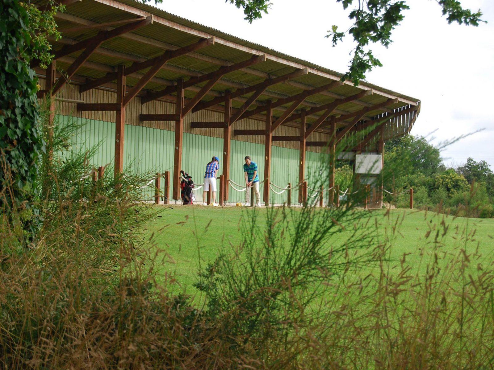 Golf de Caden – Practice 1