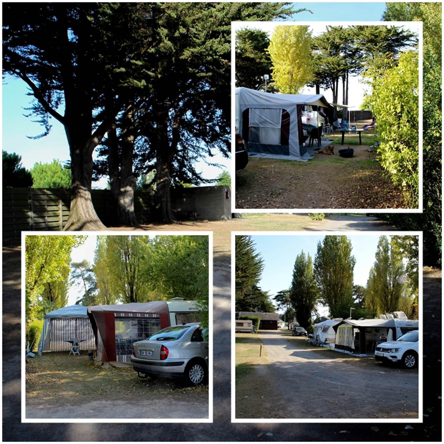 Camping de l'ile Damgan Morbihan