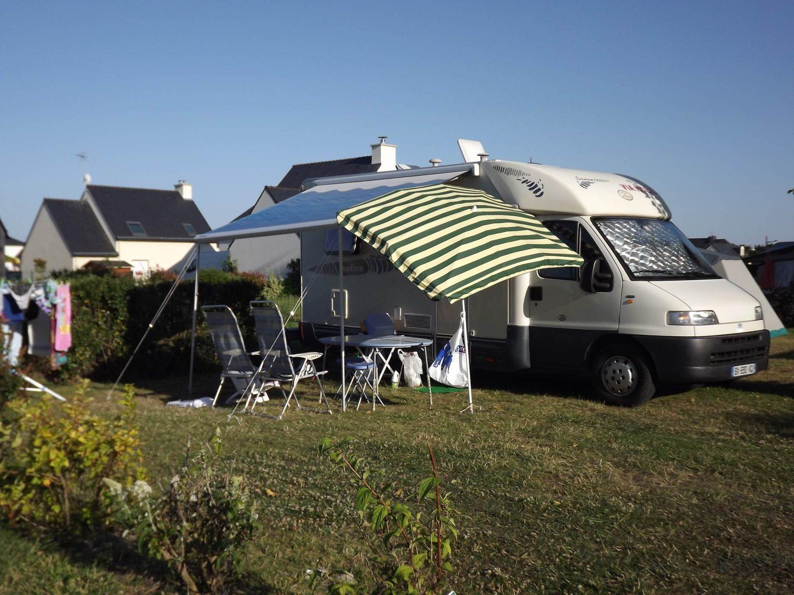 Camping de la plage Damgan Morbihan