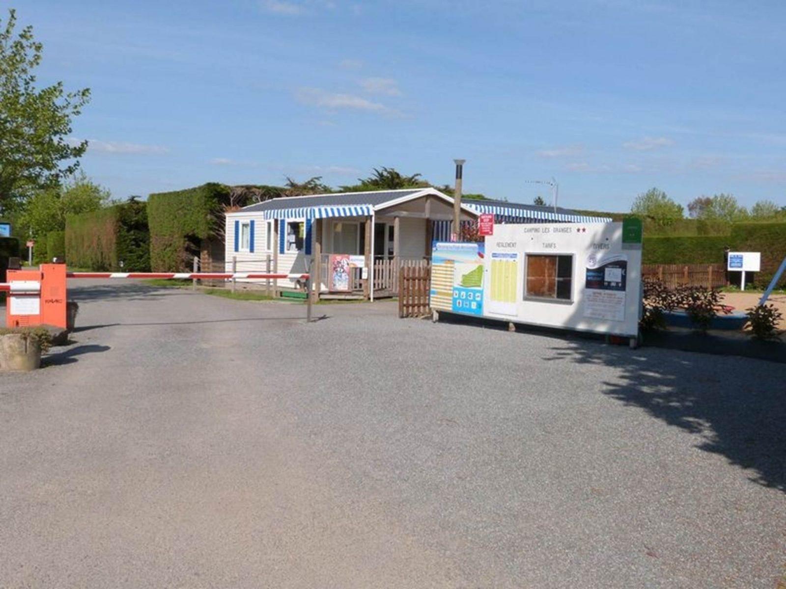 Camping la Plage des Granges Billiers Morbihan