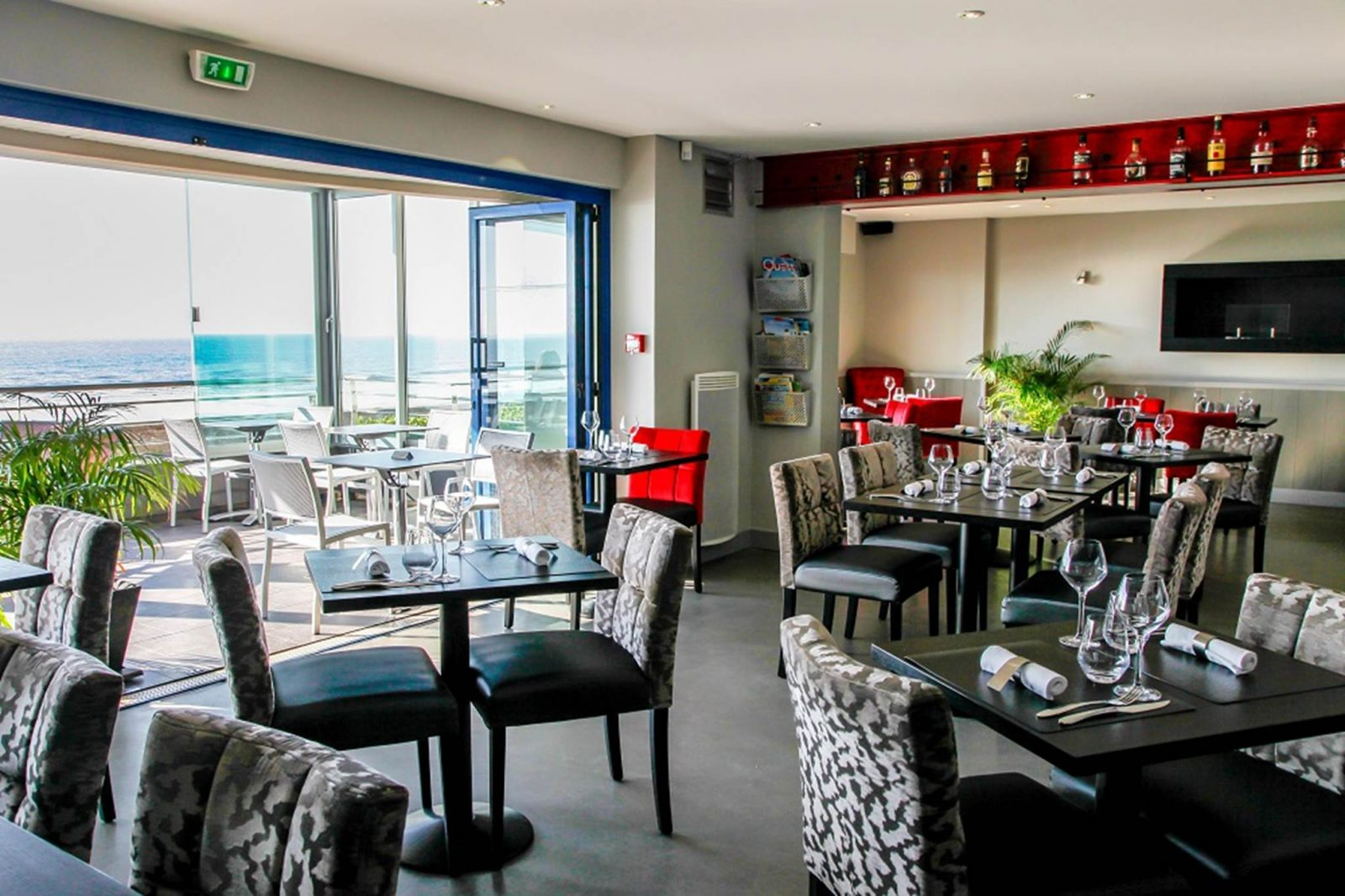 Restaurant latitude 47 Damgan Morbihan