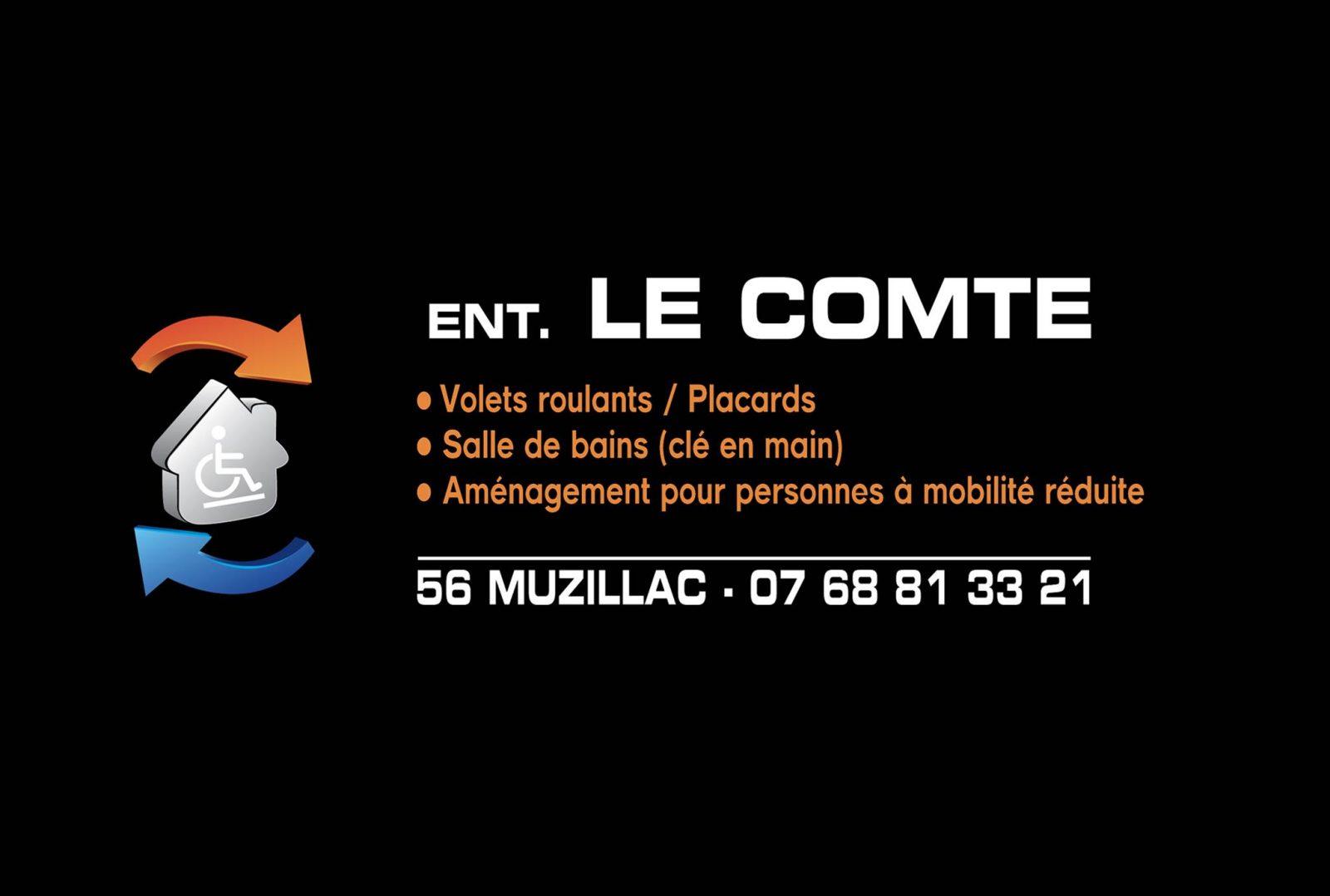 Entreprise Le Comte Muzillac Morbihan