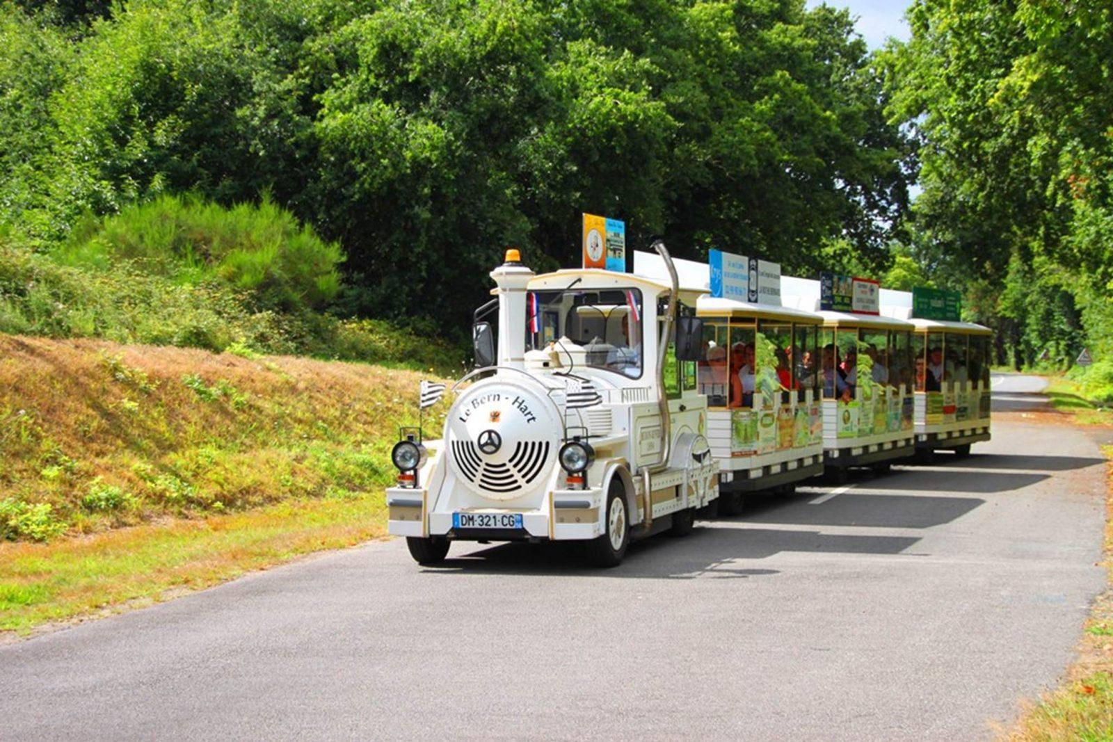 petit train touristique La Roche-Bernard