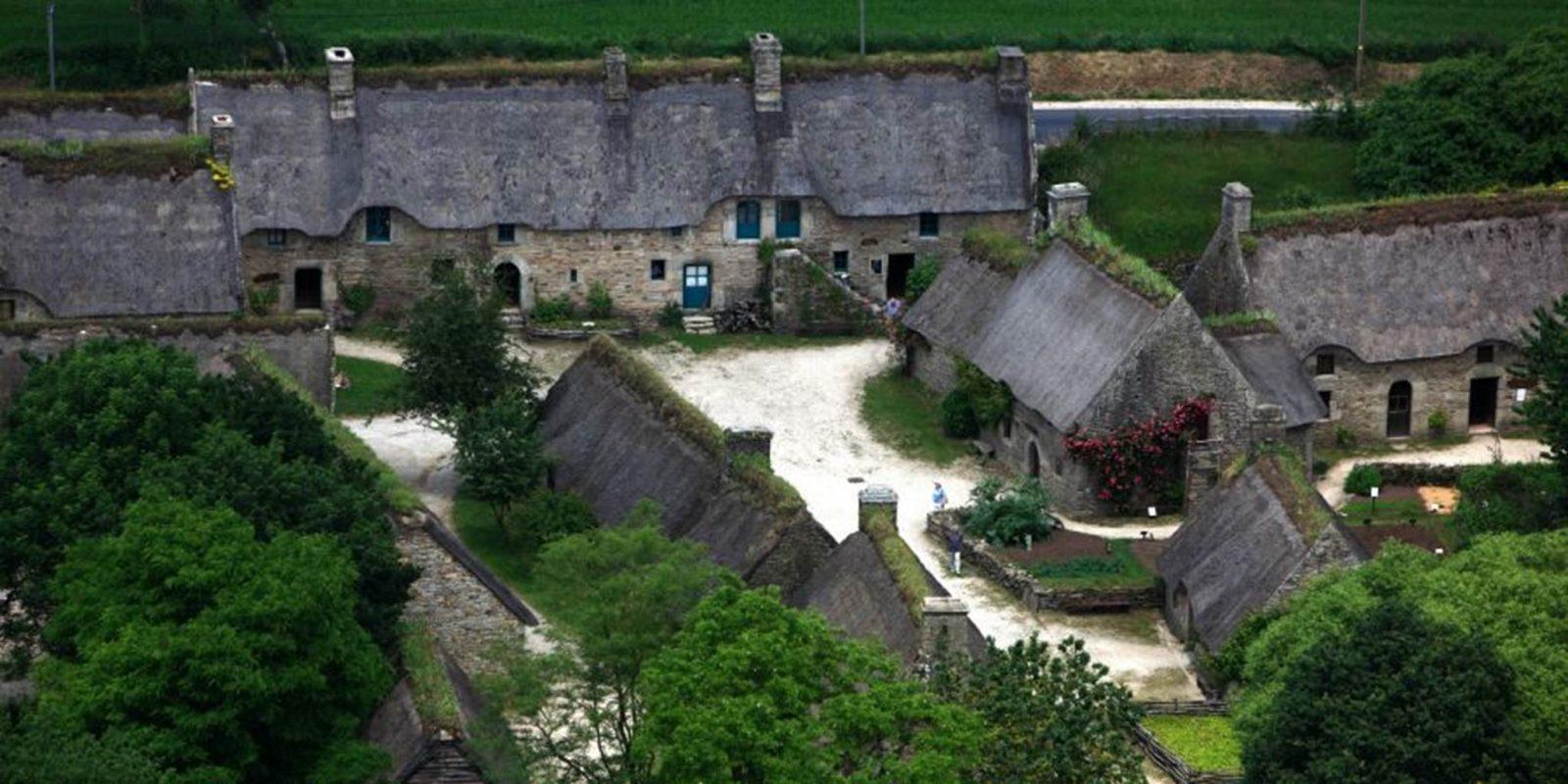 le village de Poul-Fetan