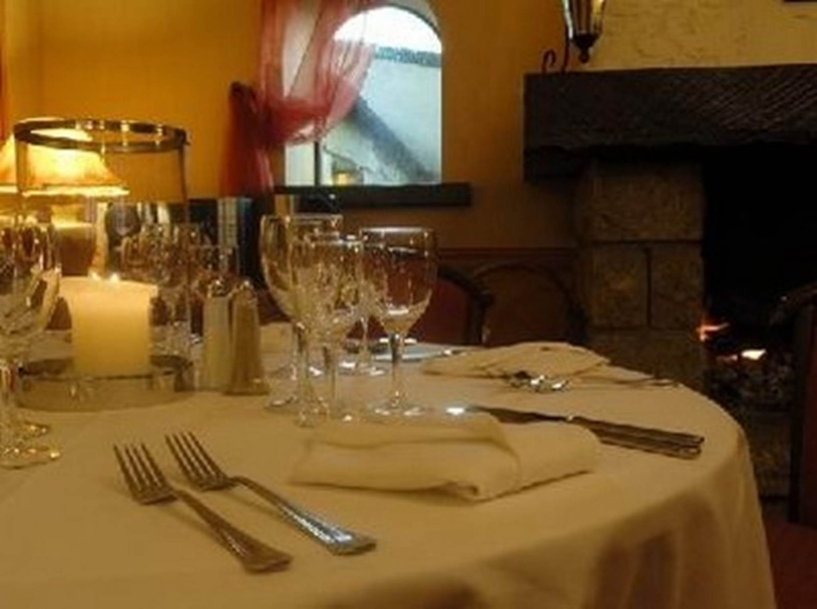 L'AUBERGE LIMERZELAISE – Table dressée – Morbihan – Bretagne Sud