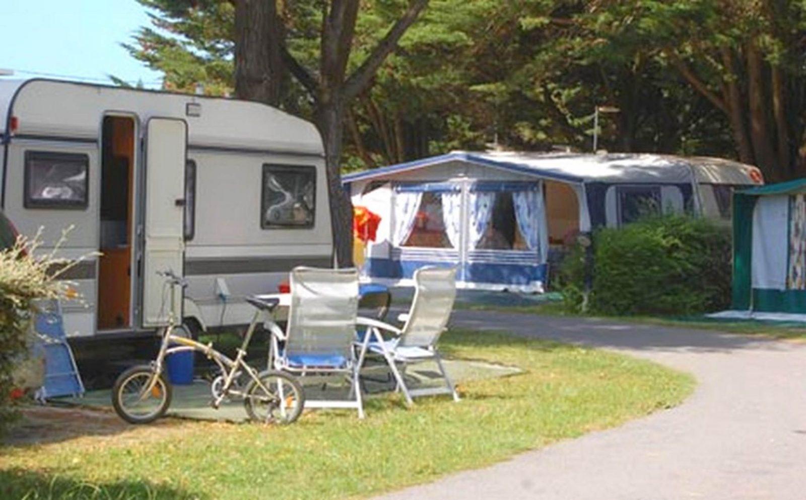 Camping l'oasis Damgan Morbihan