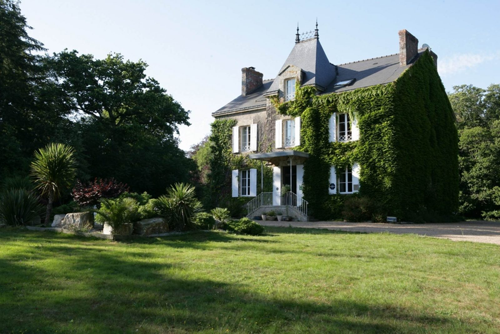Hôtel Domaine de Bodeuc – Nivillac – Morbihan Bretagne Sud