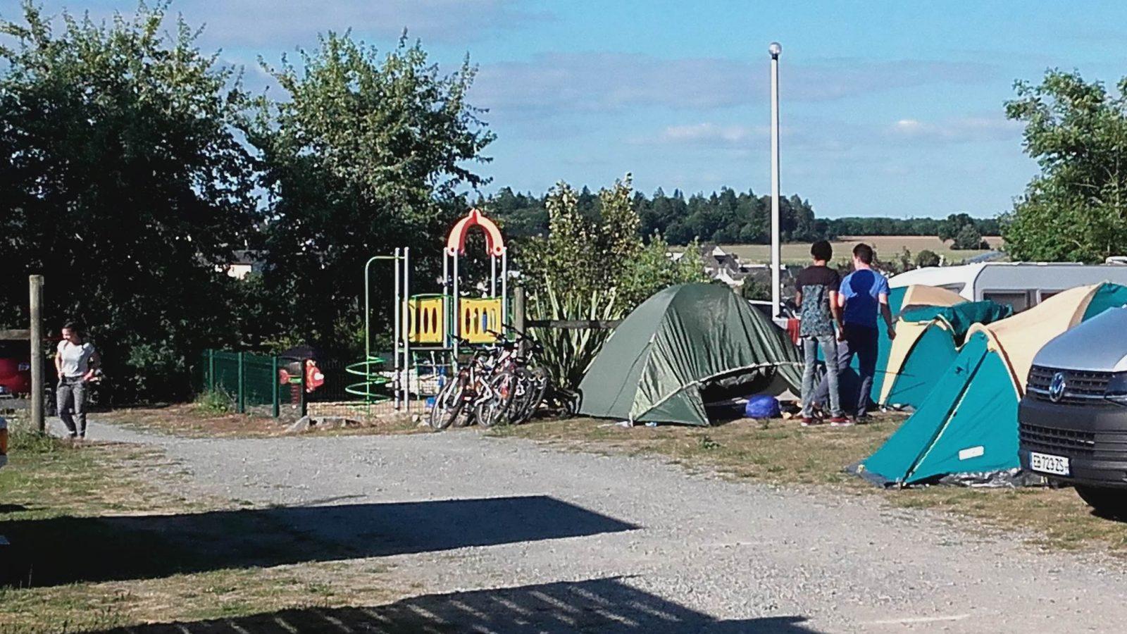 Camping de La Croix Neuve – Nivillac – Tourisme Arc Sud Bretagne